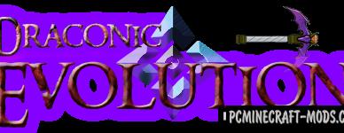 draconic evolution magic tech mod for minecraft 1 16 5 1 12 2