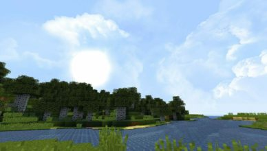 dramatic skys 1 17 1 resource pack