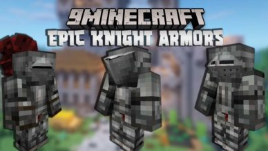 epic knight armors and weapons mod 1 16 5 new armors