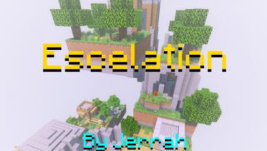 escalation map for minecraft