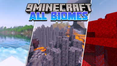 everything data pack 1 17 1 1 16 5 biomes exploration