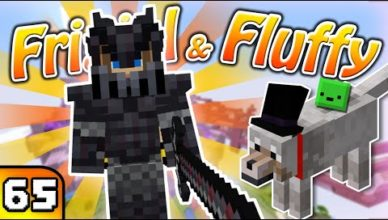 frigiel fluffy ok la ca rigole plus minecraft s7 ep 65