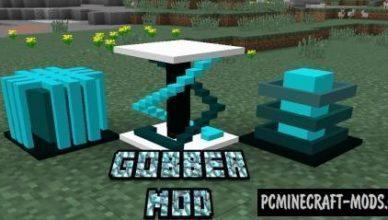 gobber 2 new armor blocks tools mc mod 1 17 1 1 16 5