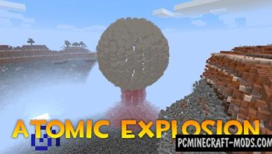 guns rockets and atomic explosions mod for mc 1 17 1 1 16 5