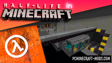 half life 1 c1a0 map for minecraft