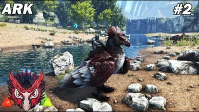 je capture les premiers dinosaures indispensables ark survival evolved ep2 s2