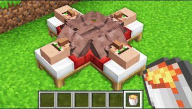 je teste les experiences les plus bizarres de minecraft et en vrai cest passionnant