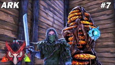 les abeilles geantes veulent toujours me tuer ark survival evolved ep7 s2