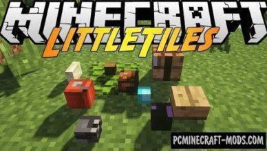 littletiles new microblocks mod for minecraft 1 12 2
