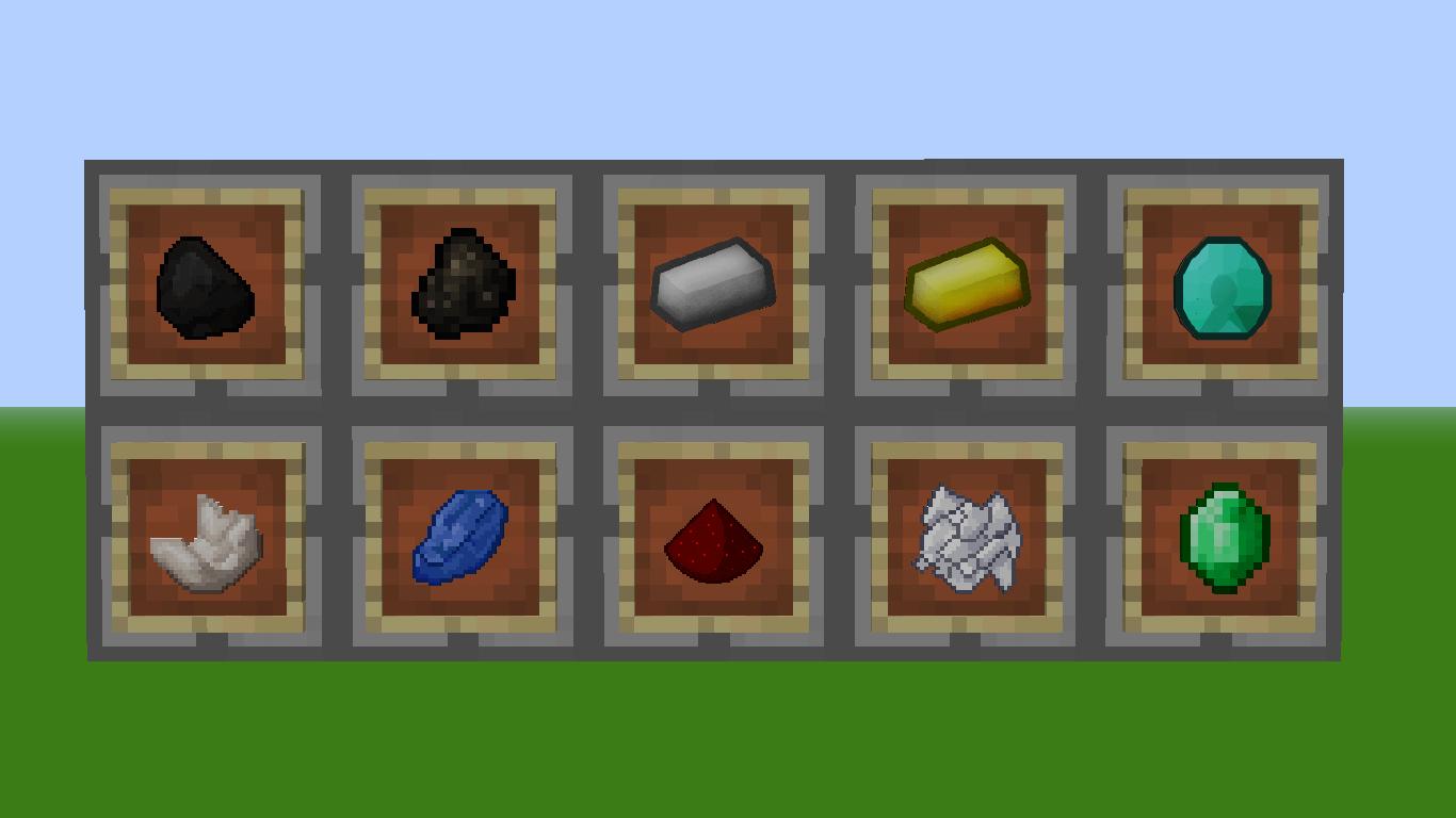 MoreFpsPack 1.17.1 For Minecraft - 2