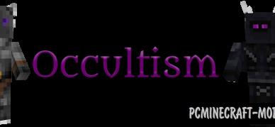occultism dark magic mod for minecraft 1 16 5 1 16 4
