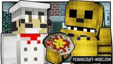 pizzacraft food mod for minecraft 1 16 5 1 12 2