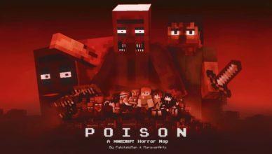 poison minecraft horror map 1 16 5
