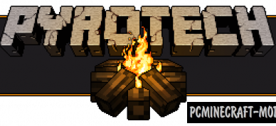 pyrotech new blocks mod for minecraft 1 12 2