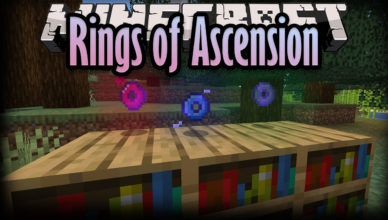 rings of ascension mod 1 17 1 1 16 5 power rings