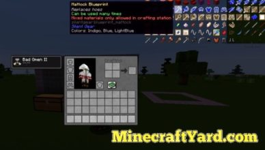 silent gear mod 1 17 1 for tools weapons and armors in minecraft