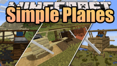 simple planes mod 1 17 1 1 16 5 new vehicles flying
