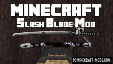 slashblade weapons biome mod for 1 16 5 1 12 2 1 8 9