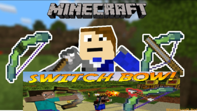 switch bow mod 1 16 5 review a useful mod for minecraft players