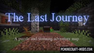 the last journey map for minecraft