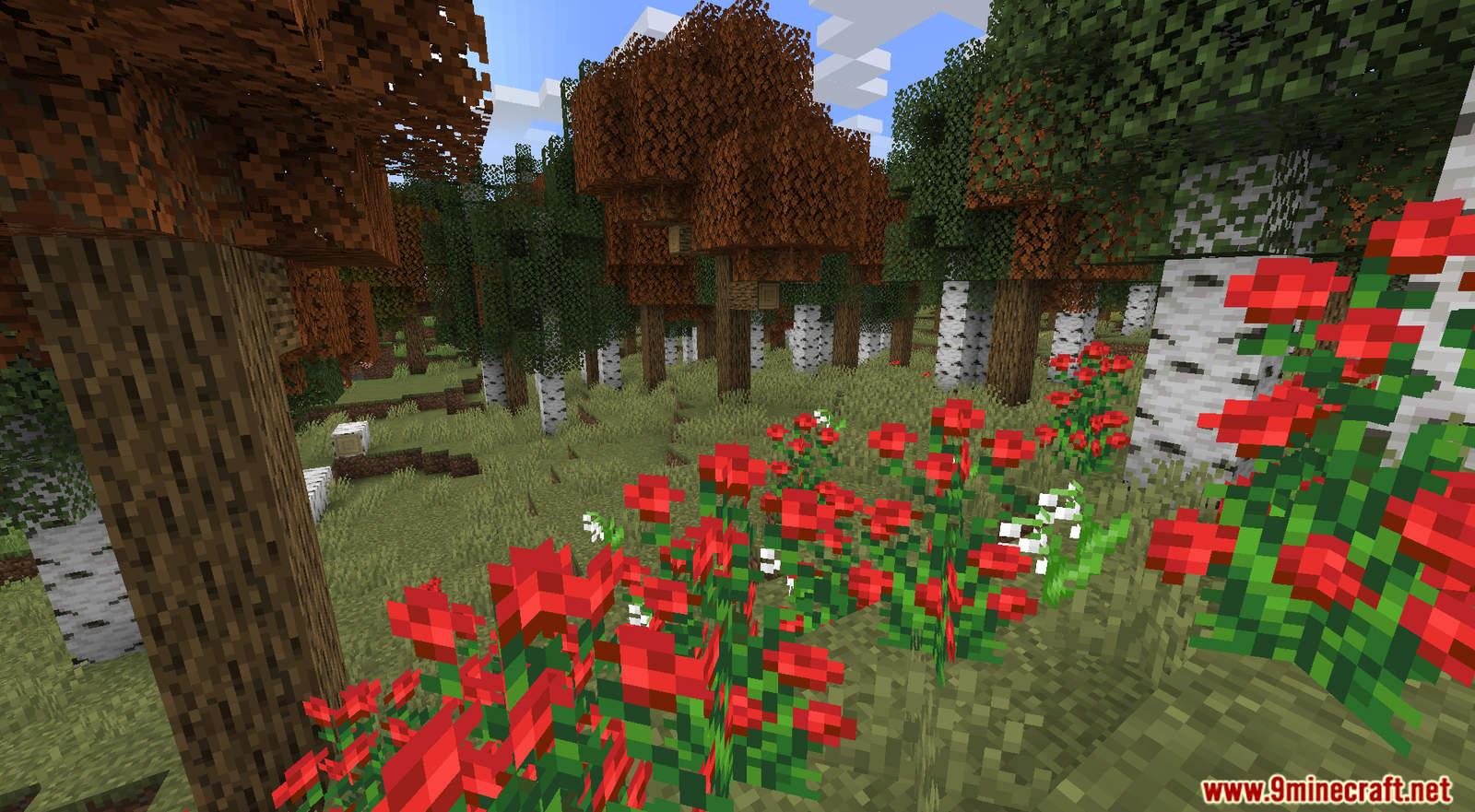 William Wythers' Overhauled Overworld Mod for Minecraft (1)
