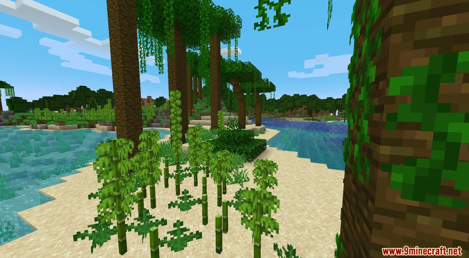 William Wythers' Overhauled Overworld Mod for Minecraft (10)