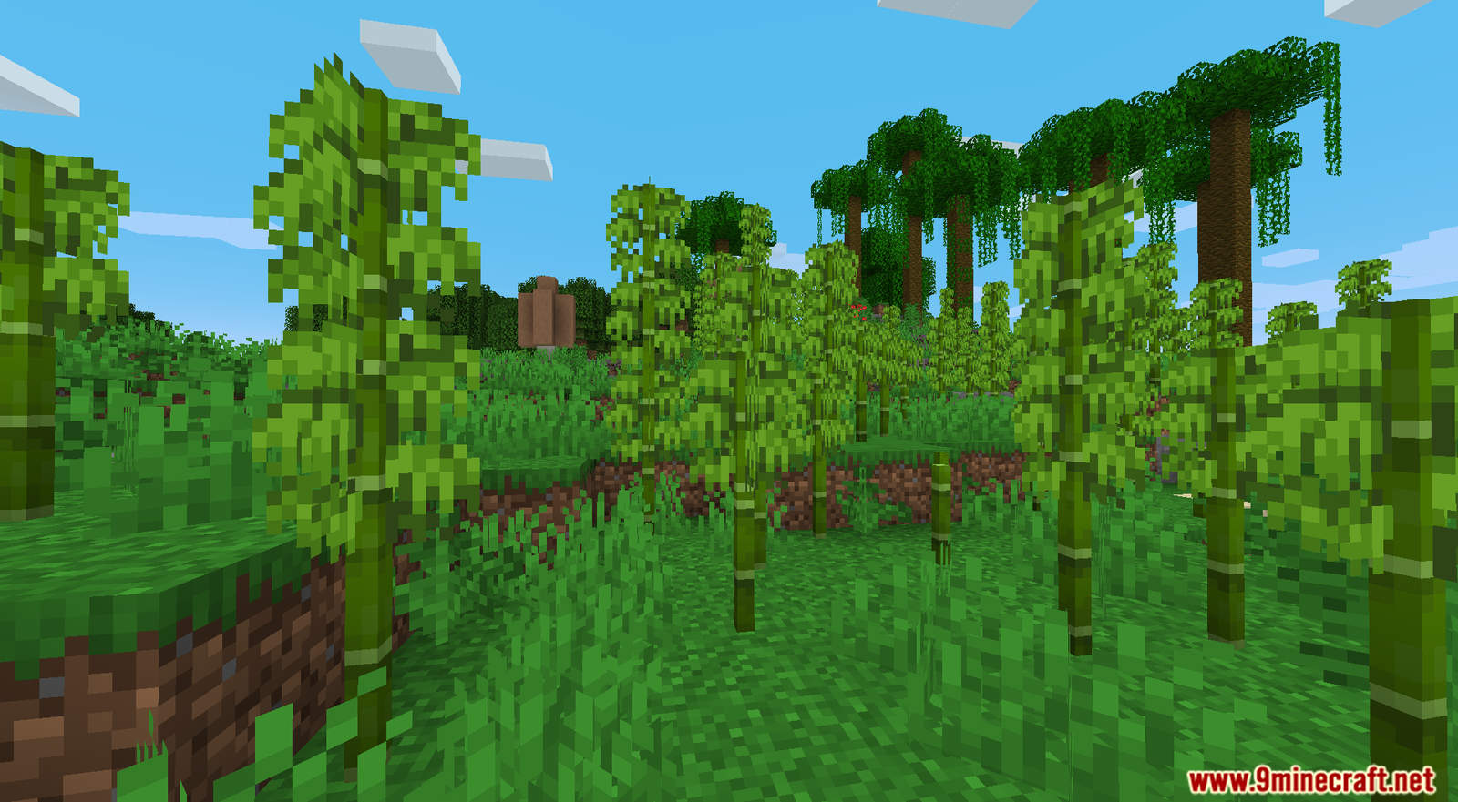 William Wythers' Overhauled Overworld Mod for Minecraft (11)