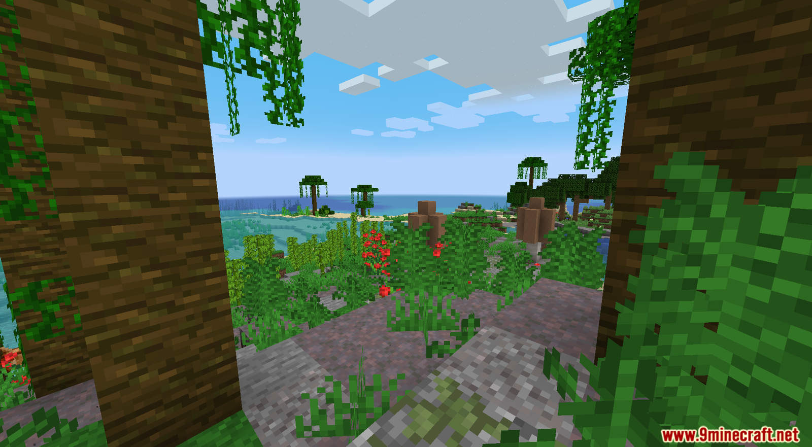 William Wythers' Overhauled Overworld Mod for Minecraft (16)