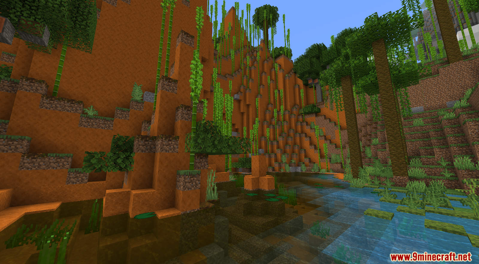 William Wythers' Overhauled Overworld Mod for Minecraft (19)