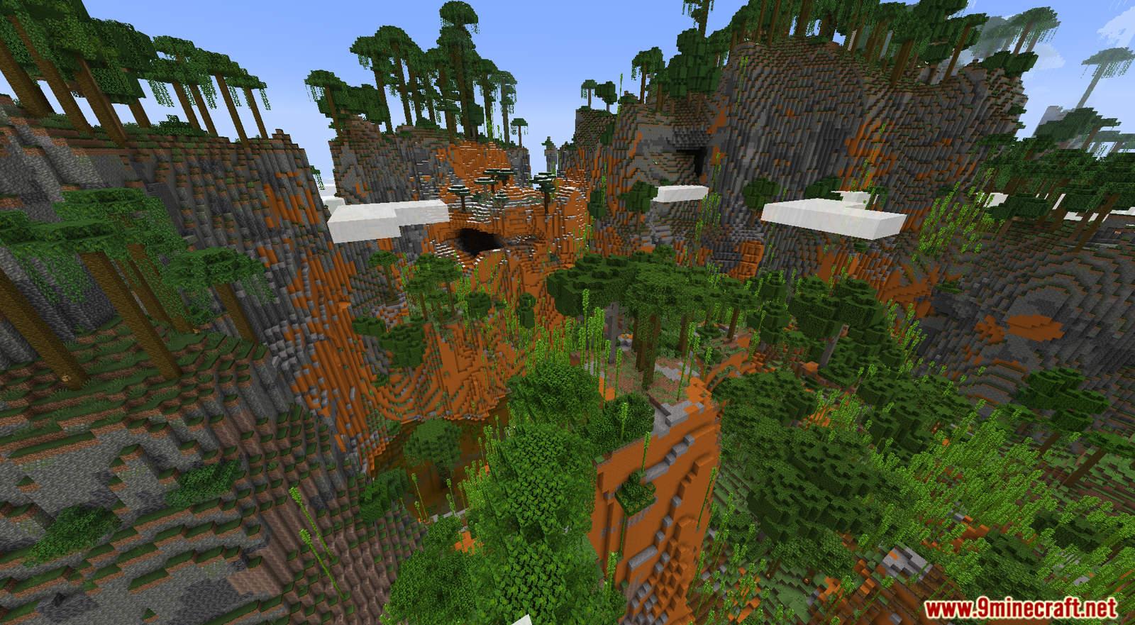 William Wythers' Overhauled Overworld Mod for Minecraft (20)