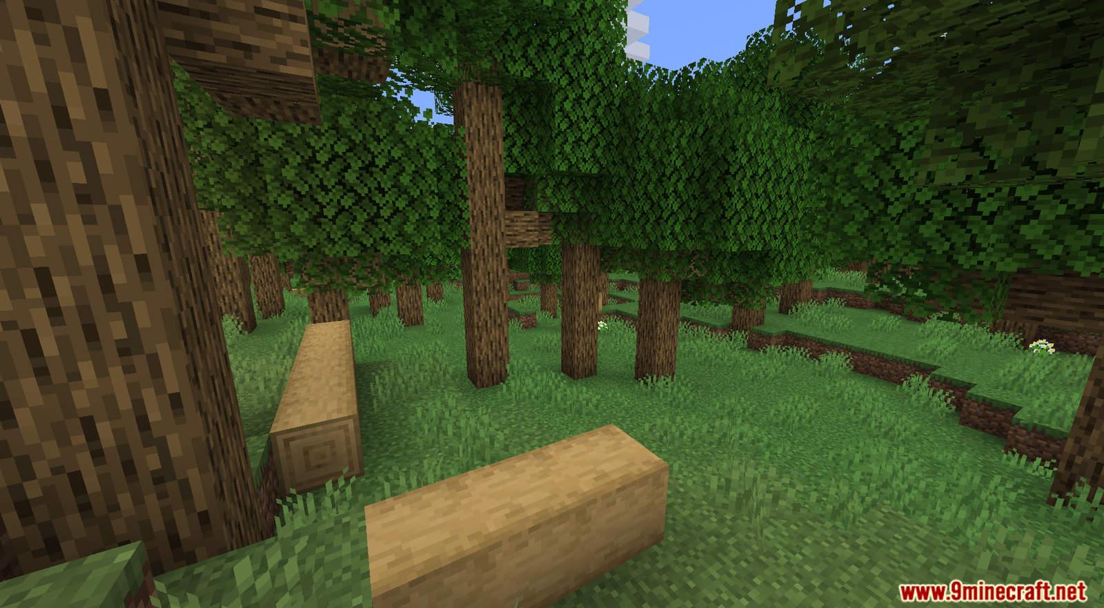 William Wythers' Overhauled Overworld Mod for Minecraft (2)