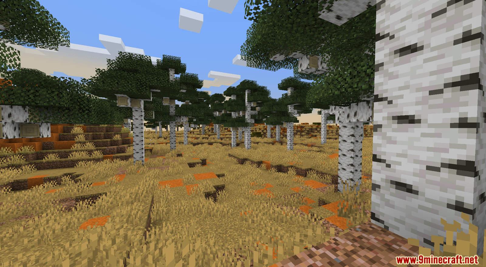 William Wythers' Overhauled Overworld Mod for Minecraft (3)