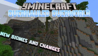 william wythers overhauled overworld mod 1 17 1 better biomes