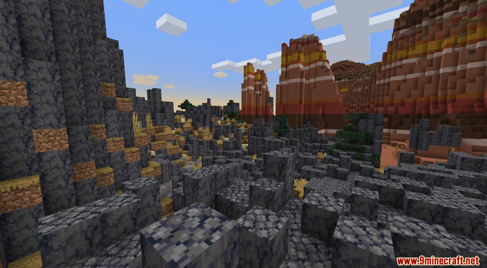William Wythers' Overhauled Overworld Mod for Minecraft (4)
