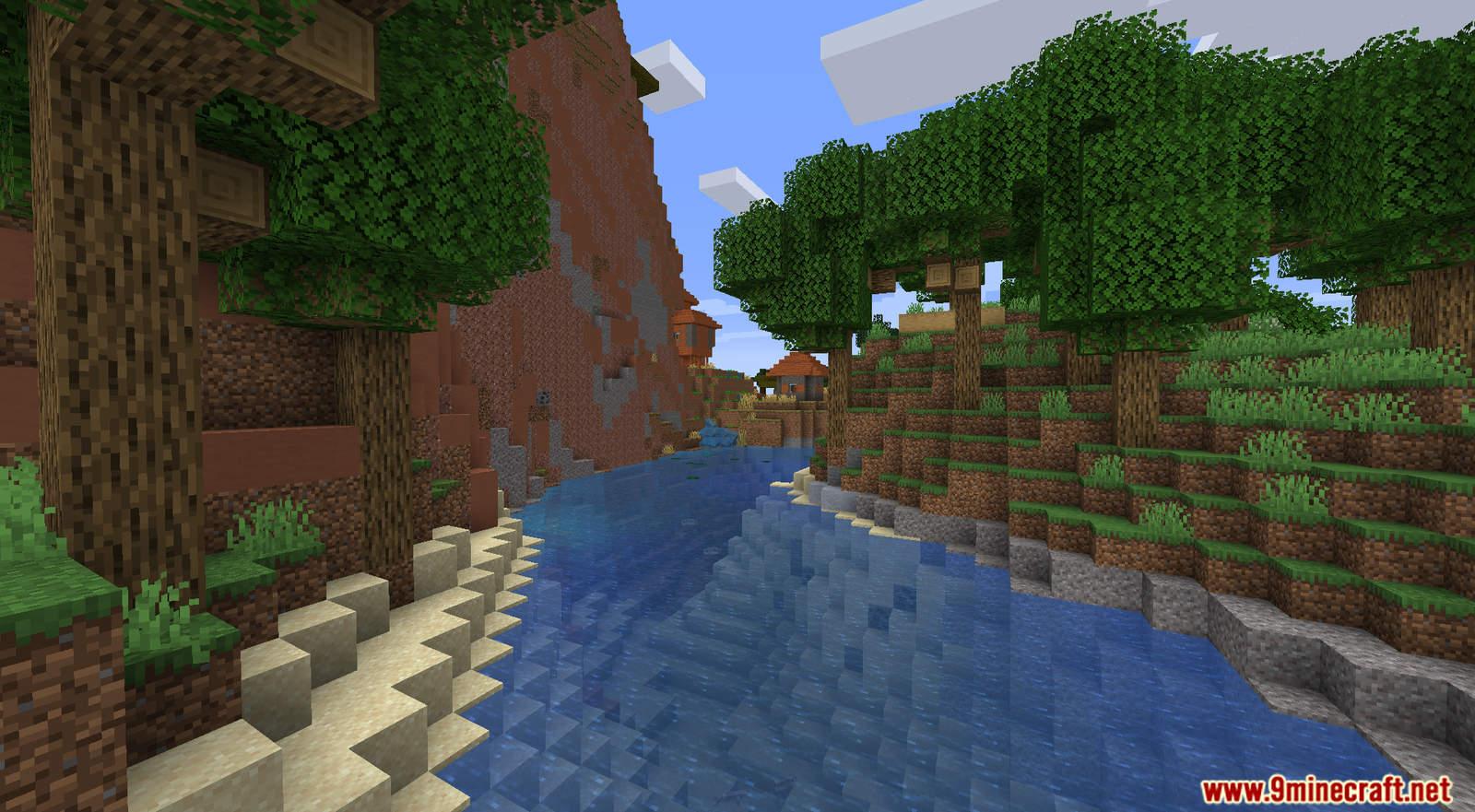 William Wythers' Overhauled Overworld Mod for Minecraft (6)