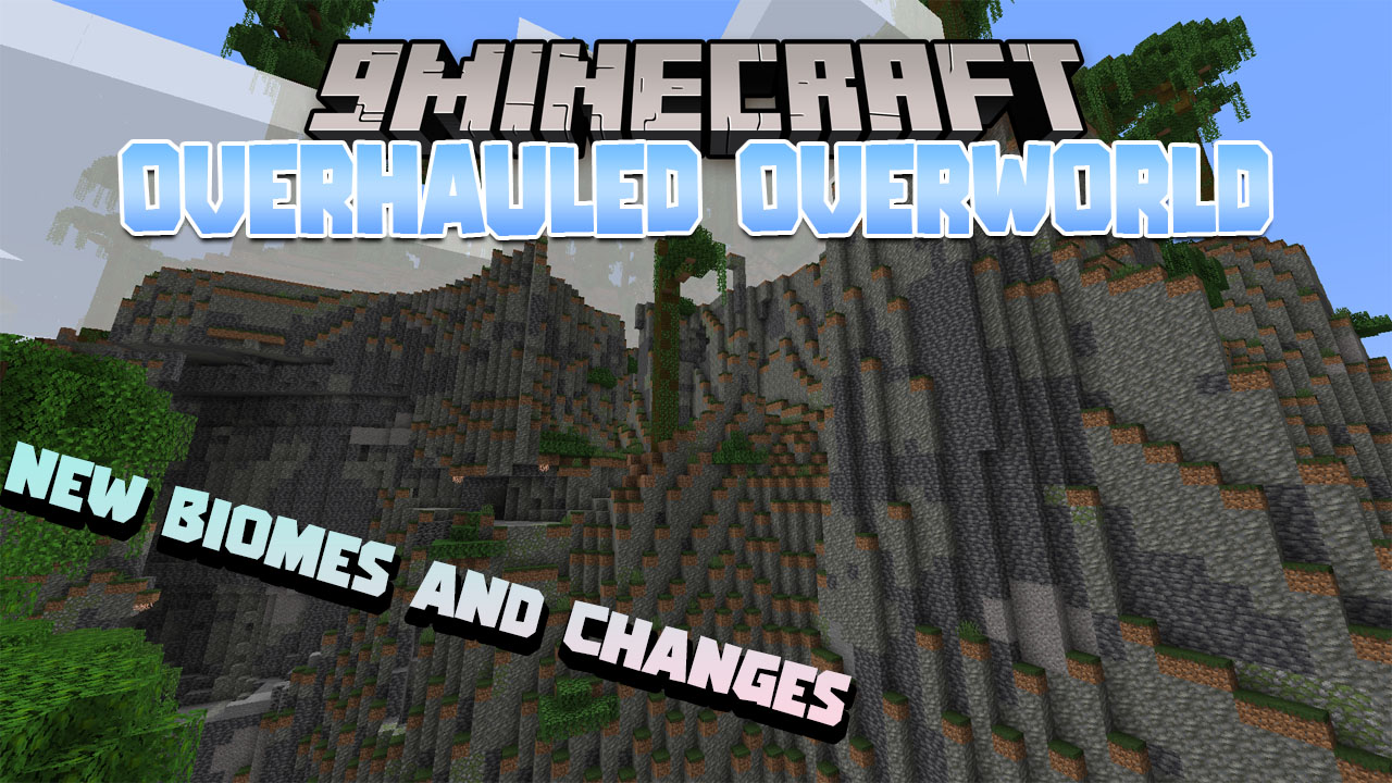 William Wythers' Overhauled Overworld Mod for Minecraft Thumbnail