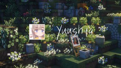 yuushya resource pack 1 17 1 16 5