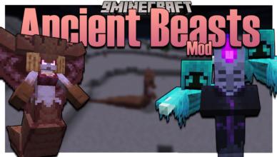 ancient beasts mod 1 12 2 boss entities