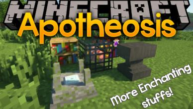 apotheosis mod 1 16 5 1 15 2 powerful items