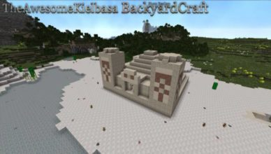 backyardcraft resource pack for 1 17 1 1 16 5 1 15 2 1 14 4