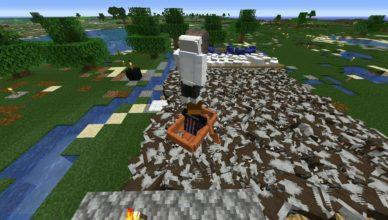 best way to travel in minecraft cow surfing