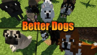 better dogs resource pack 1 16 5 1 15 2