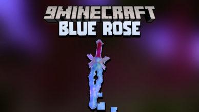 blue rose data pack 1 17 1 new sword