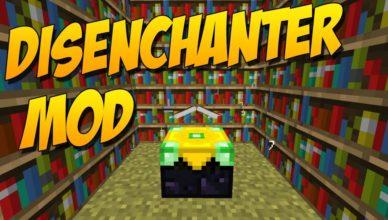disenchanter mod 1 12 2 1 11 2 disenchant items