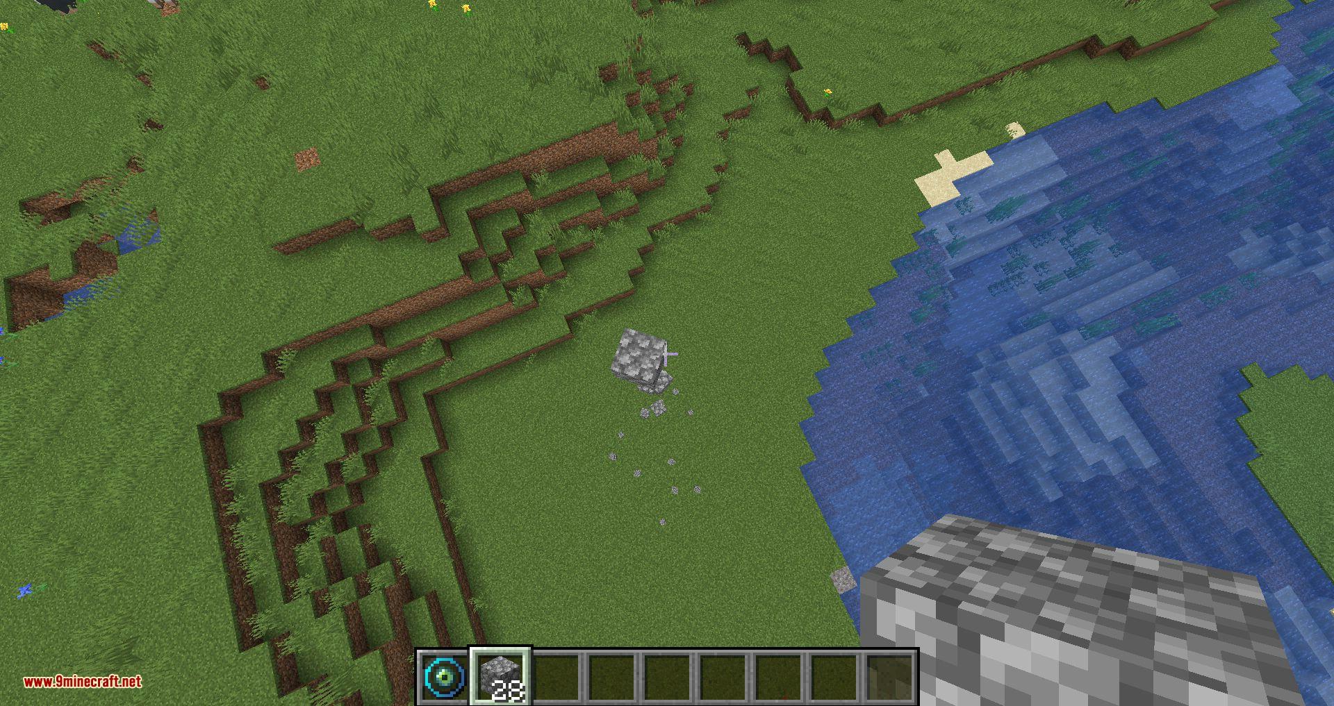 Ender Magnet mod for minecraft 07