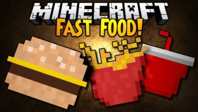 fast food mod for minecraft 1 17 1 1 16 5 1 15 2 1 14 4
