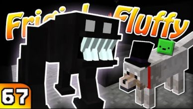 frigiel fluffy la dimension tenebreuse minecraft s7 ep 67