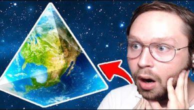 jai trouve la planete pyramide sur solar smash