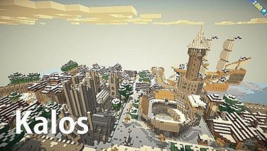 kalos resource pack for 1 17 1 1 16 5 1 15 2 1 14 4