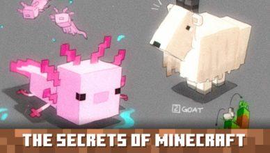 les secrets de la mise a jour 1 17 de minecraft caves cliffs part 1